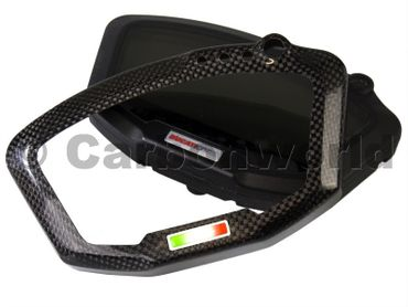 instrument guard carbon Ducati 848 1098 1198 – Image 1