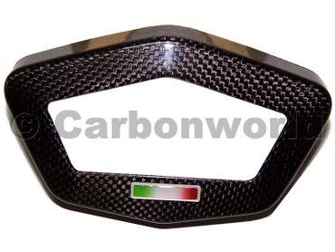 Tachoblende aus Carbon für Ducati Hypermotard -2009 – Bild 1