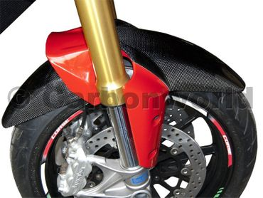 Ducati Multistrada 1200 front fender extension – Image 3