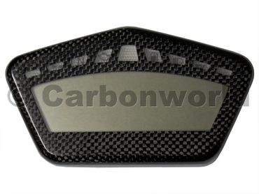 Instrument guard carbon fiber for Ducati Hypermotard 796 /1100 – Image 2