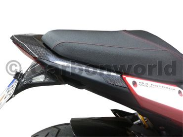 rear frame cover carbon for Ducati Multistrada 1200 – Image 4