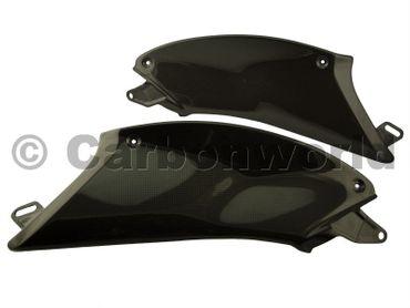 Seitenabdeckungen Carbon für Ducati Diavel – Bild 1