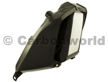 cooler cover carbon kit Ducati Monster – Image 3