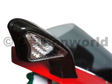 mirror body carbon for Ducati 848 1098 1198 – Image 5