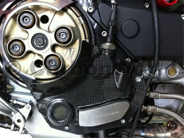 engine cover carbon for Ducati 1098 1198 – Image 2