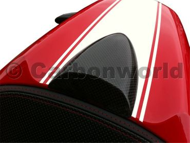 seatcover cap carbon for Ducati 1100 796 696 – Image 2