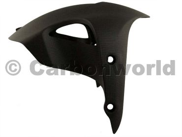 front fender carbon mat for Ducati Diavel – Image 3