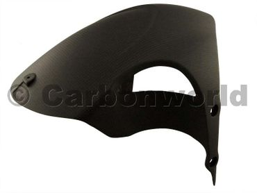 front fender carbon mat for Ducati Diavel – Image 5