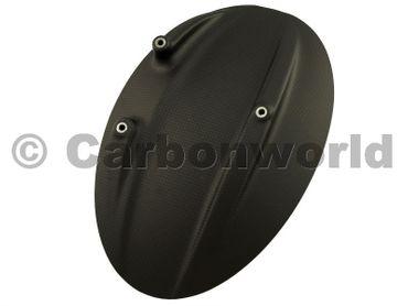 Parafango posteriore carbonio opaco Ducati Diavel – Image 1