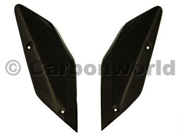 Rahmenkappen Carbon für Ducati 1199 1299 Panigale – Bild 1