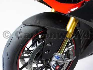 front fender carbon for Ducati 899 959 1199 1299 Panigale – Image 2