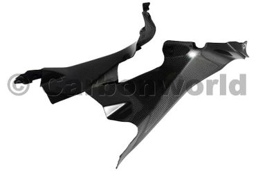 ram air chanel cover carbon for Ducati 899 959 1199 1299 Panigale – Image 1