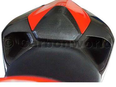 Aérations de selle en carbone mate pour Ducati 899 1199 Panigale – Image 2