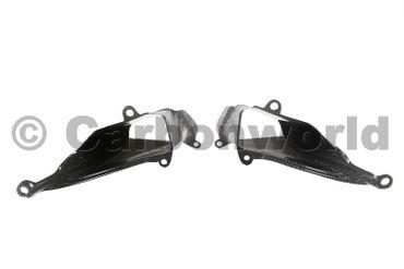 Lufteinlässe Sitzbank aus Carbon matt für Ducati 899 1199 Panigale – Bild 3
