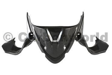 Copricruscotto in carbonio per Ducati 899 1199 Panigale – Image 1