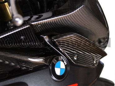 carbon fiber  winglets for BMW S 1000 RR (2010 -2011) – Image 2