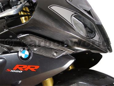 carbon fiber  winglets for BMW S 1000 RR (2010 -2011) – Image 3