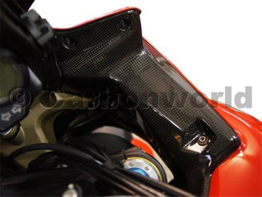 carbon fiber Instruments covers for Ducati Multistrada 1200 – Image 2