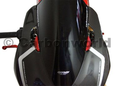 Mirror hole caps red  CNC Racing  for Ducati Panigale – Image 3