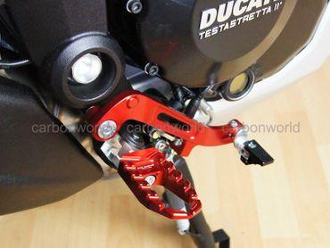 Touring Raste Eco rot CNC Racing für Ducati Multistrada 1200 – Bild 4