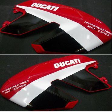 Aufklebersatz Corse für Ducati Hypermotard – Bild 1
