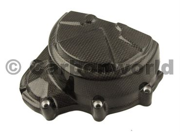 engine cover left carbon for Ducati 1199 1299 Panigale – Image 3