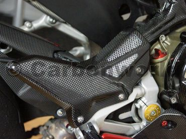 heelguards corse carbon for Ducati 899 959 1199 1299 Panigale – Image 4
