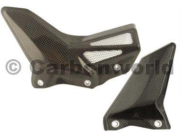Fersenschutz Corse Carbon für Ducati 899 959 1199 1299 Panigale – Bild 1