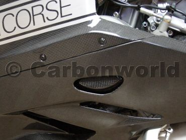 engine cover left carbon mat for Ducati 1199 1299 Panigale – Image 6
