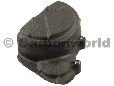 engine cover left carbon mat for Ducati 1199 1299 Panigale – Image 4