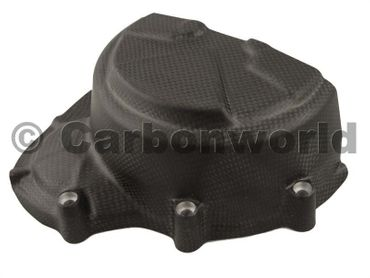 engine cover left carbon mat for Ducati 1199 1299 Panigale – Image 3