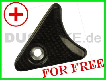 Pivot adjustment Ducabike for Ducati Diavel + carbon fiber free – Image 3