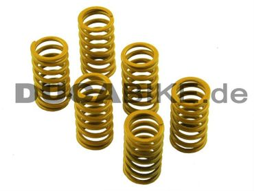 clutch spring yellow Ducabike for Ducati