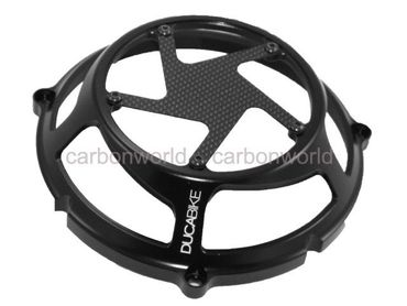 clutch cover race  black Ducabike for Ducati
