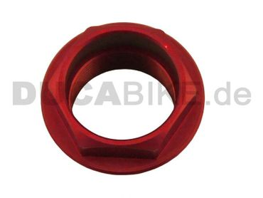 Front wheel nut red Ducabike for Ducati – Image 2