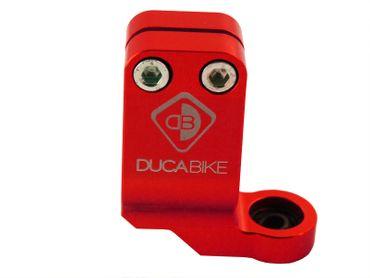 COS01 Lenkungsdämpferhalter gefräst Ducabike für Ducati – Bild 2