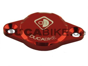engine cover red Ducabike for Ducati – Image 3