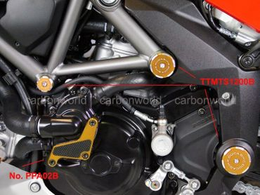 waterpump protection gold Ducabike for Ducati – Image 4