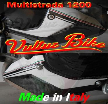 decal sticker bellypan large Ducati Multistrada 1200