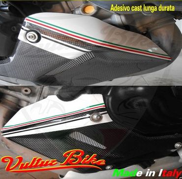 decal sticker bellypan small for Ducati Multistrada 1200