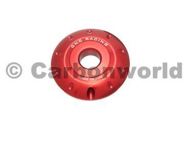 Ausgleichsbehälterkappe rot CNC Racing für Ducati 1199 Panigale