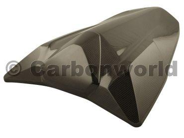seat cover carbon fiber for Ducati Multistrada 1200 – Image 1