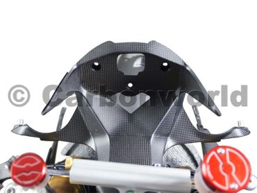 headlight holder carbon for Ducati 899 1199 Panigale – Image 2
