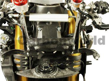 Instrumentenhalter aus Carbon für Ducati 899 1199 Panigale – Bild 6