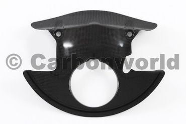 horn cover carbon for Ducati 1199 Panigale – Image 3