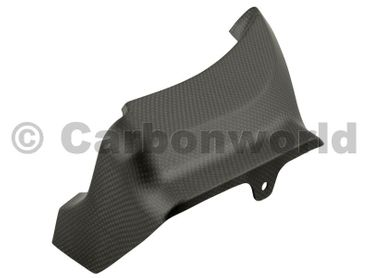 pannelli ABS in carbonio opaco per Ducati 899 1199 Panigale – Image 3