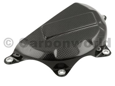 clutch cover carbon for Ducati 1199 1299 Panigale – Image 5