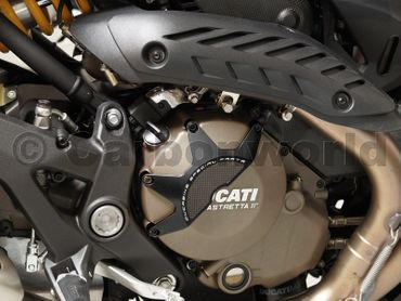 clutch cover racing black Ducabike for Ducati – Image 3