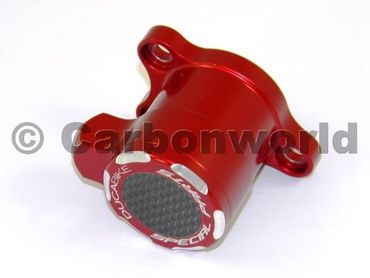 clutch slave cylinder red carbon Ducabike for Ducati  – Image 2