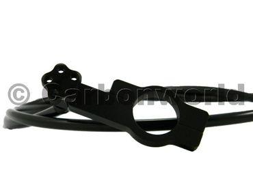 Justierungswelle für Ducabike Bremshebel für Ducati (L02-L03-L04-L06-L07) – Bild 2